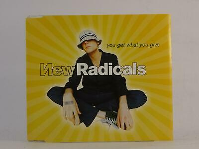 £2.46 • Buy NEW RADICALS YOU GET WHAT YOU GIVE (I78) 3 Track CD Single Card Sleeve M.C.A