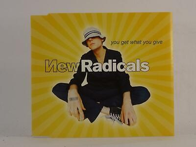 £2.46 • Buy NEW RADICALS YOU GET WHAT YOU GIVE (H28) 3 Track CD Single Picture Sleeve M.C.A