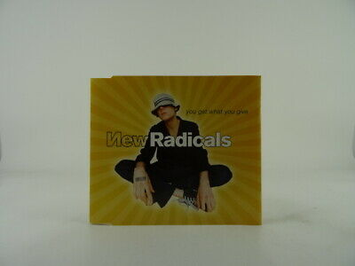 £2.46 • Buy NEW RADICALS YOU GET WHAT YOU GIVE (B21) 3 Track CD Single Picture Sleeve MCA RE