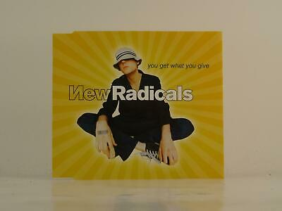 £2.46 • Buy NEW RADICALS YOU GET WHAT YOU GIVE (G33) 3 Track CD Single Picture Sleeve MCA
