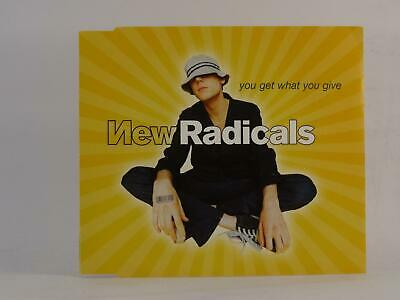 £2.46 • Buy NEW RADICALS YOU GET WHAT YOU GIVE (G83) 3 Track CD Single Picture Sleeve M.C.A