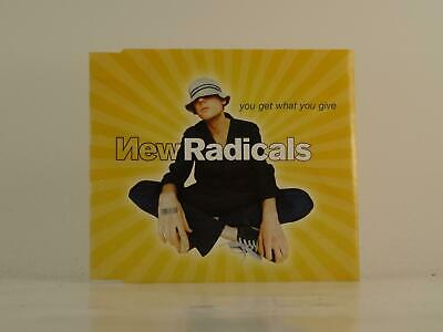 £2.46 • Buy NEW RADICALS YOU GET WHAT YOU GIVE (G35) 3 Track CD Single Picture Sleeve MCA
