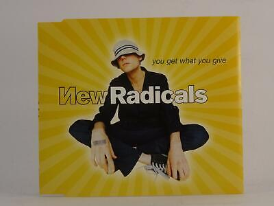 £2.46 • Buy NEW RADICALS YOU GET WHAT YOU GIVE (J46) 3 Track CD Single Picture Sleeve M.C.A