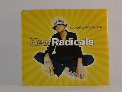£2.46 • Buy NEW RADICALS YOU GET WHAT YOU GIVE (H82) 3 Track CD Single Picture Sleeve M.C.A