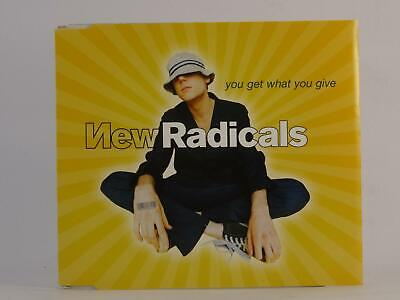 £2.46 • Buy NEW RADICALS YOU GET WHAT YOU GIVE (I44) 3 Track CD Single Picture Sleeve MCA