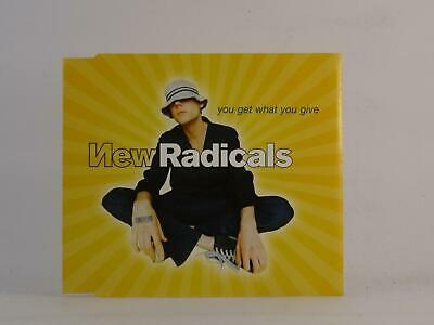 £2.46 • Buy NEW RADICALS YOU GET WHAT YOU GIVE (J3) 3 Track CD Single Picture Sleeve M.C.A