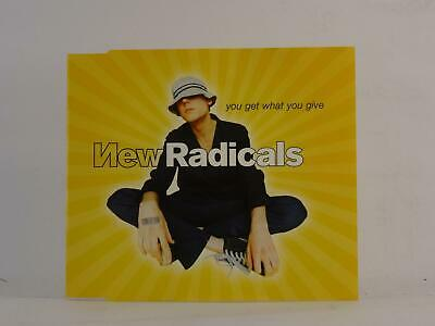 £2.46 • Buy NEW RADICALS YOU GET WHAT YOU GIVE (H72) 4 Track CD Single Picture Sleeve M/C/A