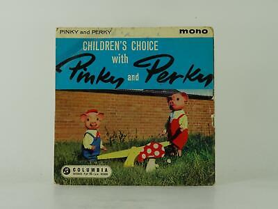 £3.41 • Buy PINKY AND PERKY CHILDRENS CHOICE (26) 2 Track 7  Single Picture Sleeve COLUMBIA