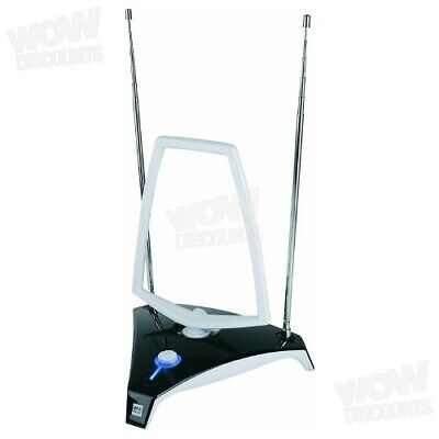 £30.52 • Buy One For All One For All SV9360 Digital Set-top Amplified Indoor Aerial Hd.