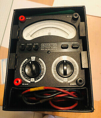 £299.99 • Buy AVO Meter Model 8 MK5 Excellent Condition  Tested 100% Working