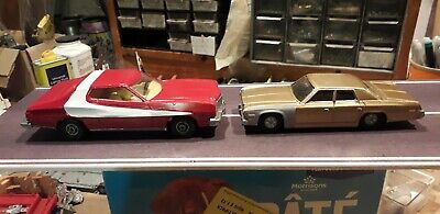 £20 • Buy Corgi Dinky Code3 Starsky And Hutch Red Car And Gold Car