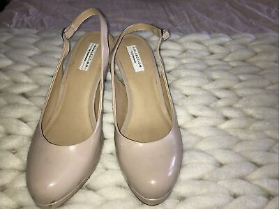AU5.52 • Buy John Lewis Collection Nude Shoes Size 7