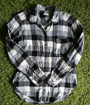 £2.99 • Buy Hollister Ladies Checked Shirt Size XS