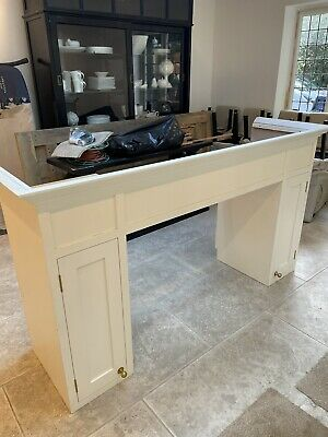 £400 • Buy Neptune Style Kitchen Mantle/Cooker Hood With Cupboards