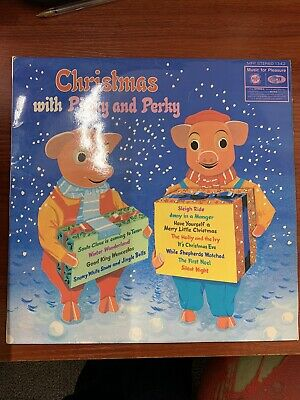 £4.99 • Buy Pinky And Perky - Christmas With Pinky And Perky Vinyl - USED