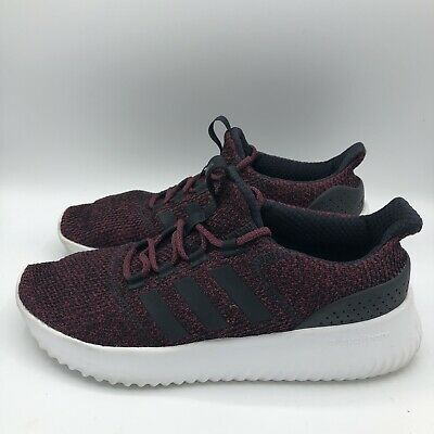AU53.86 • Buy Adidas Women's Cloudfoam Ultimate Athletic Shoes Size 8.5 Color Ruby Red