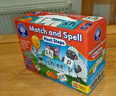 £0.99 • Buy Orchard Toys Match And Spell Game - Perfect Condition