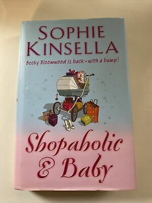 £1.99 • Buy The Shopaholic And Baby-Sophie Kinsella - Good Condition - Hardback