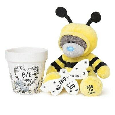 £19.99 • Buy Me To You Tatty Teddy Collectors Boxed Bee Gift Set With 5  Plush Bear AG93