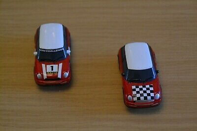 £9.99 • Buy Scalextric Micro 2 X Red Minis