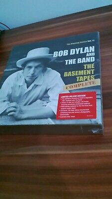£110 • Buy Bob Dylan - Bootleg Series, Basement Tapes (6 CD + Book Limited Deluxe Edition)