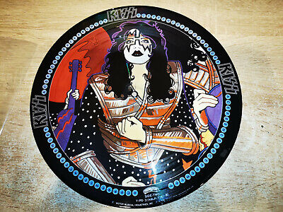 £71.88 • Buy Kiss  Ace Frehley Solo   Victor Japan  Picture Press  Lp Vinyl