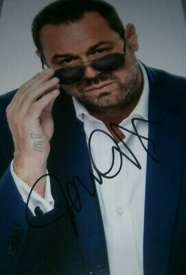 £8.99 • Buy 12 X 8  Hand Signed DANNY DYER   -  AUTOGRAPH