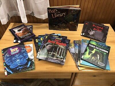 £17.95 • Buy Lot Of Children's Scary Stories Books.