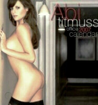 £14.99 • Buy ABI TITMUSS Official  2007 Calendar, Glamour Model, Actress , New And Sealed