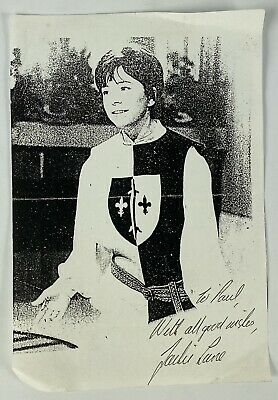 £12 • Buy Doctor Who Jackie Lane Autograph Signature On Paper Photo, Dr Who