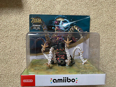 AU54.79 • Buy Guardian Amiibo The Legend Of Zelda Breath Of The Wild New✅fast & Free Post