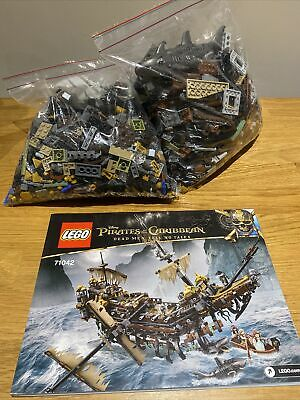 £180 • Buy LEGO Pirates Of The Caribbean Silent Mary (71042)