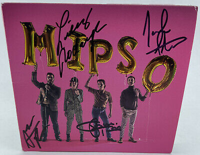 AU1.82 • Buy Mipso - Mipso - Used Signed/Autographed CD