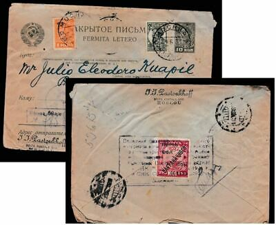 £4.37 • Buy Russia Cover: 1931  Uprated Registered
