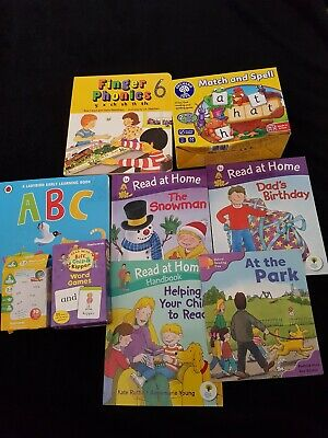 £4.50 • Buy Oxford Reading Tree Books Biff Chip Books Bundle Orchard Match Spell Stage 1+