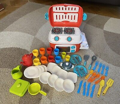 £35 • Buy Early Learning Centre Mini Sizzling Kitchen & Play Set