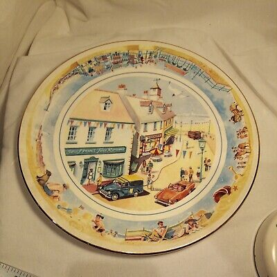 £4 • Buy Masons Ringtons   Seaside Days   10 Inch Collectors Plate