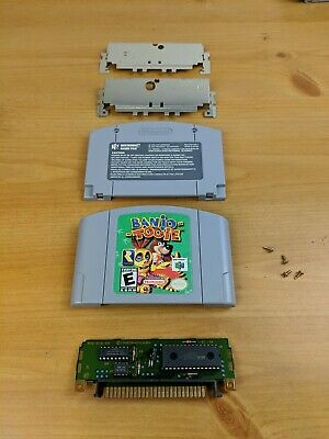 £32.62 • Buy Banjo-Tooie (Nintendo 64, 2000) N64 AUTHENTIC GAME GUARANTEED TESTED WORKS