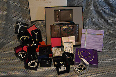 £7.50 • Buy Joblot House Clearance Boxed Jewellery Boxed Pacomartinez Bag + Purse New