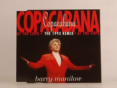 £2.46 • Buy BARRY MANILOW COPACABANA (THE 1993 REMIX) (G99) 4 Track, CD Single, Picture Slee