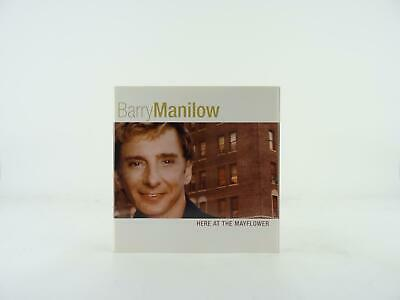 £3.25 • Buy BARRY MANILOW HERE AT THE MAYFLOWER (44) 18 Track CD Album Picture Sleeve COLUMB