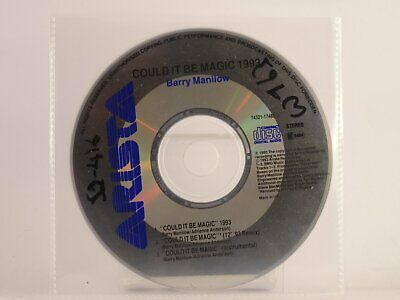 £1.56 • Buy BARRY MANILOW COULD IT BE MAGIC 1993 (X11) 3 Track CD Single Plastic Sleeve ARIS