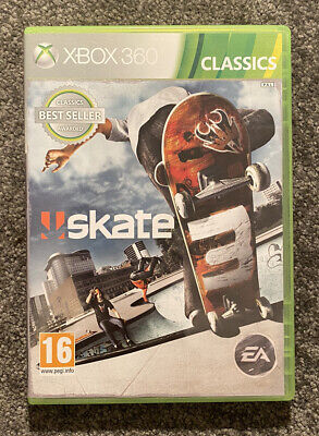 AU9.14 • Buy Skate 3 (Xbox 360) Professionally Cleaned Disc - Fast Delivery