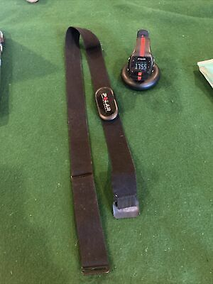 $1 • Buy Polar Ft7 Heart Rate Monitor Watch/strap/transmitter/new Batteries Used