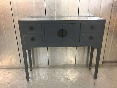 £75 • Buy John Lewis Oriental Chinese Console Table Sideboard By Nine Schools M4220A