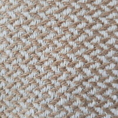 £1.75 • Buy Gorgeous Wool Blend Fabric Remnant Off Cut