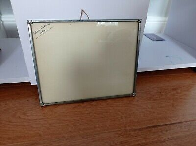 £3 • Buy Vintage Picture Frame Dated 1952