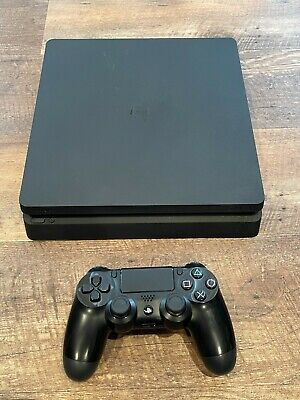 AU412.98 • Buy Sony PS4 Slim 500GB Jet Black Console Low Firmware - FREE SHIPPING