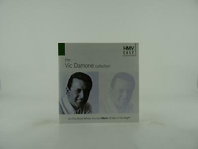 £3.25 • Buy VIC DAMONE VIC DAMONE COLLECTION (252) 20+ Track CD Album Picture Sleeve EMI