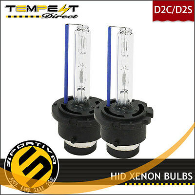 $15.98 • Buy Sportiva D2S HID Xenon Headlight Replacement Bulb Set For 2007 - 2012 Acura MDX